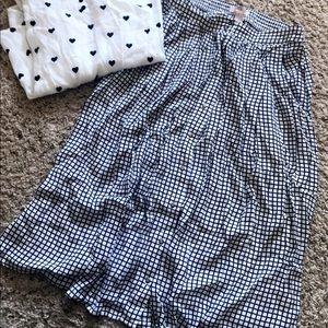 Midi Skirt 🌙⭐️